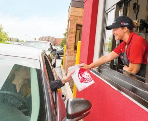 Drive Thru Fast Food Near Me